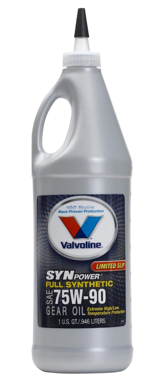 Valvoline Synpower Fs 75w 90 Gear Oil Jm Lubricentro